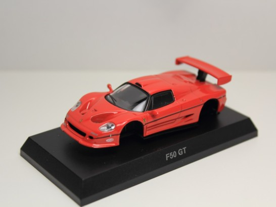 f50gt red