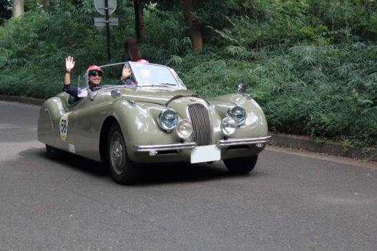 1951	JAGUAR XK120 ROADSTER