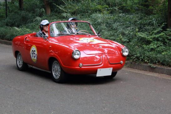 1956 FIAT MONTEROSA SPIDER