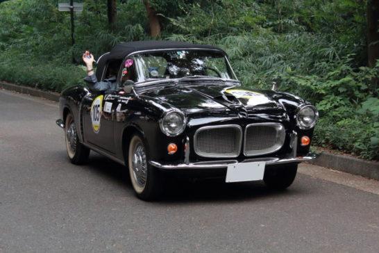 1958 FIAT 1200 TV