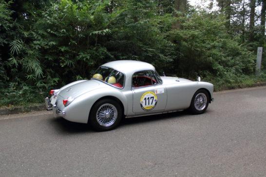 1959 MG MGA FHC