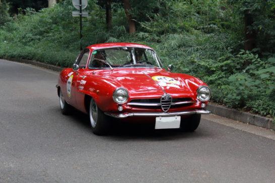1960 ALFA ROMEO GIULIETTA SS
