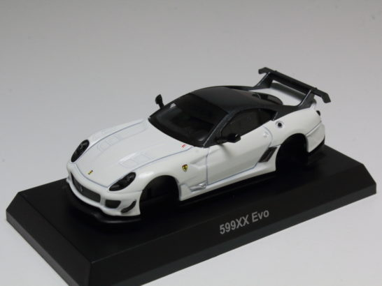 Ferrari 599XX Evo Secret Ver.