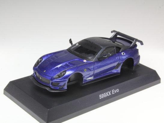 Ferrari 599XX Evo 1:64