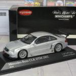 ミニチャンプス 京商 メルセデスベンツ CLK DTM 2002