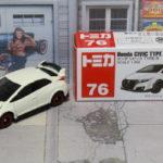 トミカ No.76 ホンダ シビック タイプ R Tomica Honda Civic Type R 1/64