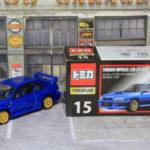 トミカプレミアム スバル インプレッサ 22B-STi バージョン 1/61 Tomica Premium Subaru Impreza 22B-STi Version 1/61