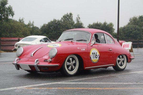 1964 PORSCHE 356 C 1600 K COUPE