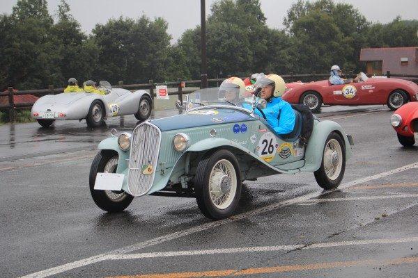 1936 FIAT 508S BALLILA SPORT