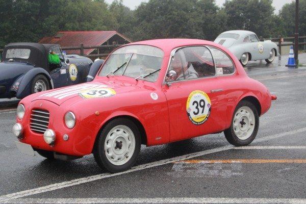 1948 FIAT 500B ZAGATO PANORAMICA