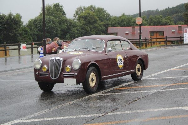 1953 LANCIA AURELIA B20 SERES 2