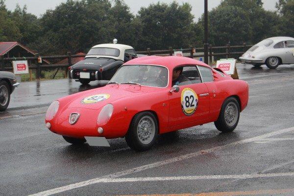 1957 FIAT ABARTH 750 GT